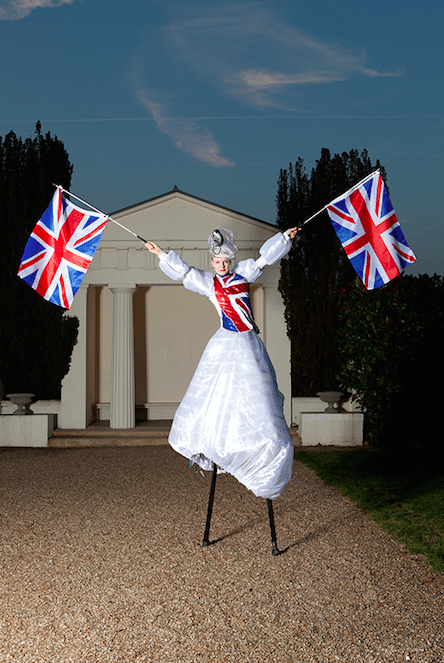 British Stilt Walkers