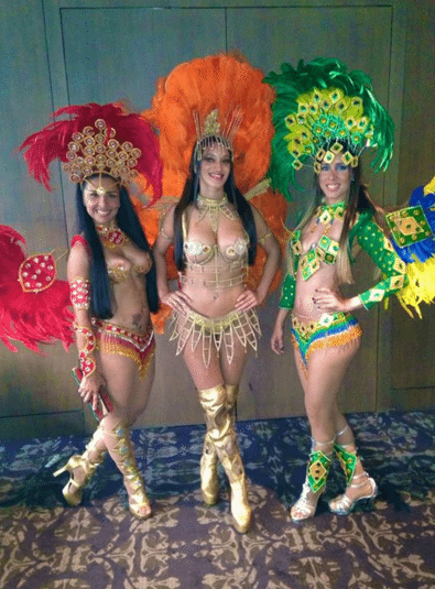 Brazilian Latin Dance Group