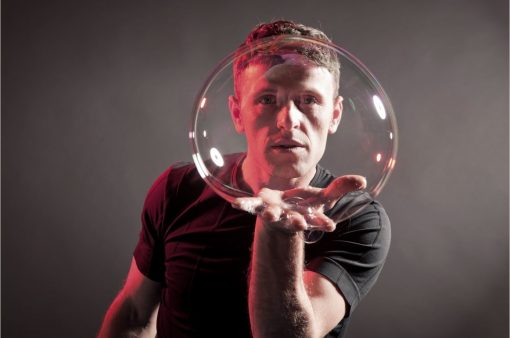 bubble artist italy