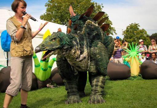 dinosaur show
