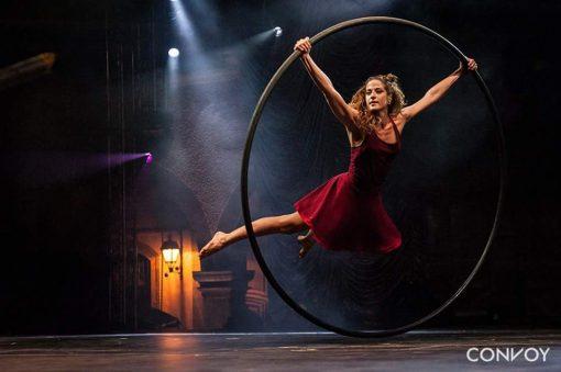 Circus Artist Claudia
