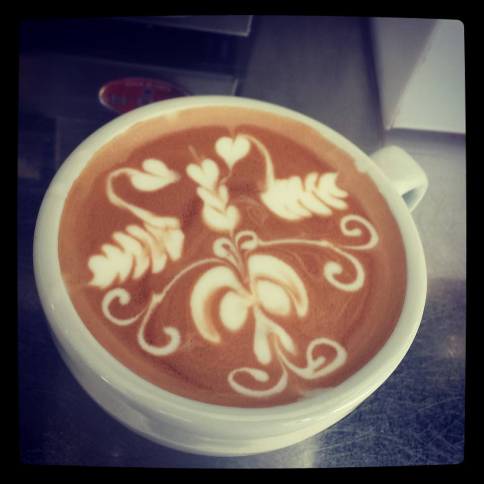 Hire Coffee Artists