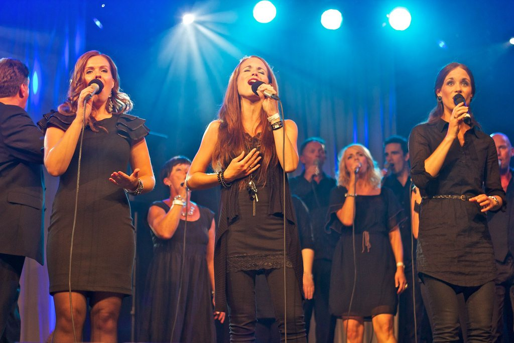 CHOIRS FOR HIRE