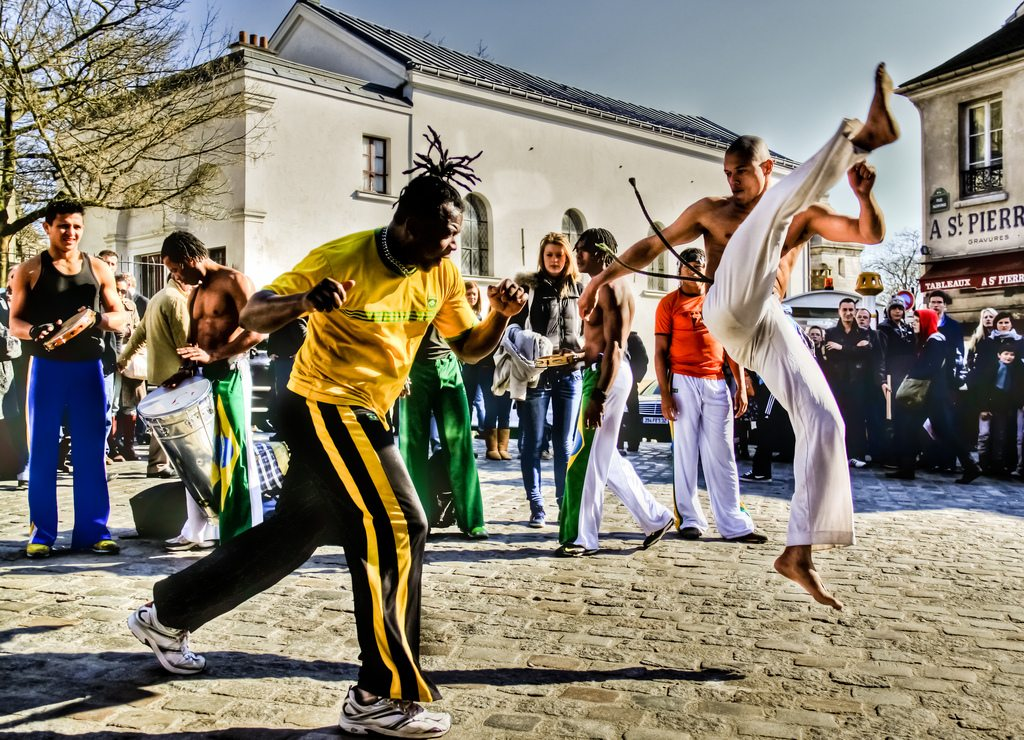 Capoeira DANCERS FOR HIRE