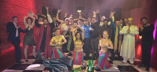 Bollywood Dancers London