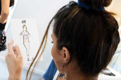 fashion illustrator uk