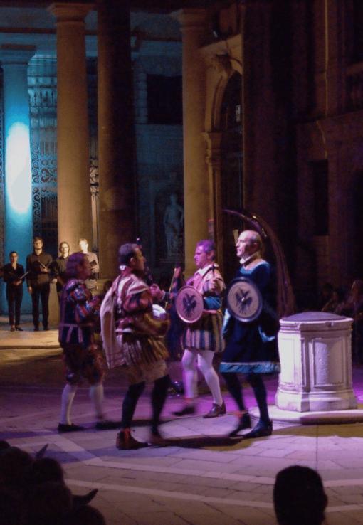 Venetian Dance