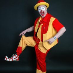 clowns for hire