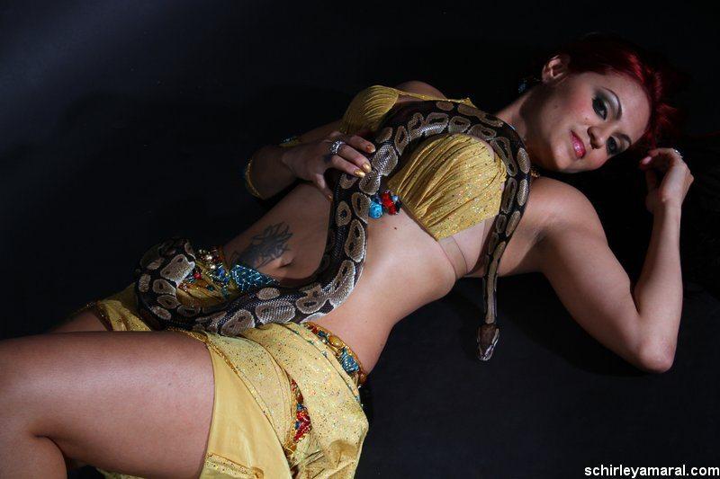 Snake Dancers