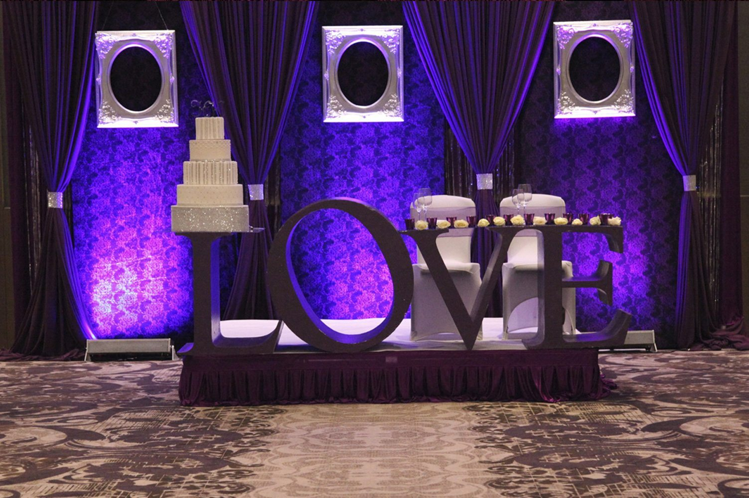 Props and Event Decor