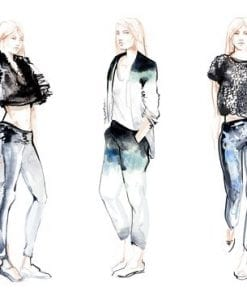 fashion illustrator uk