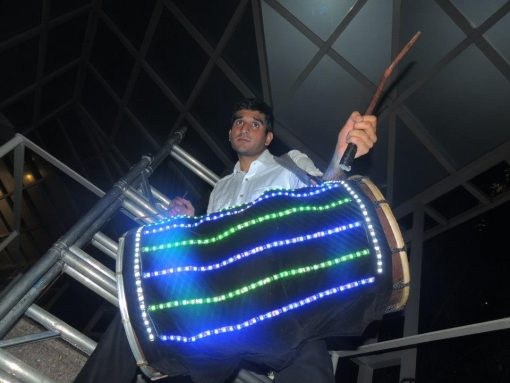 Dhol Drummers
