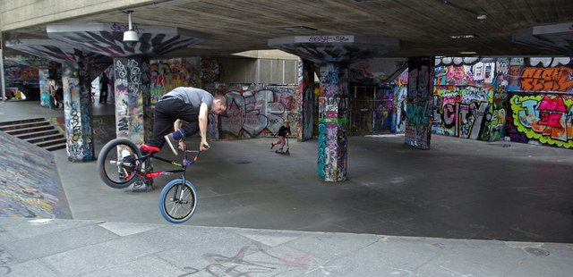 BMX RIDER FOR HIRE