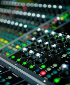 sound production for hire