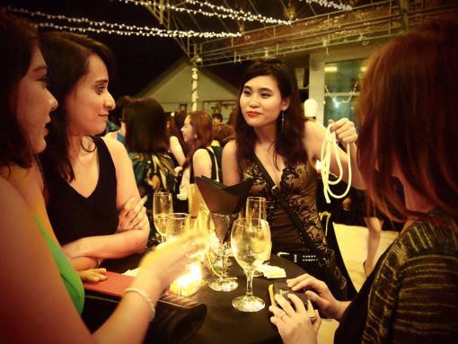 Female Magician Singapore