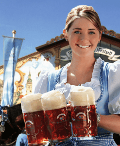 Bavarian entertainment