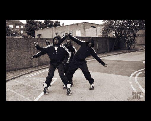roller skating artists uk