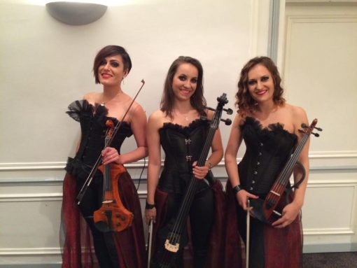 string quartet Monaco