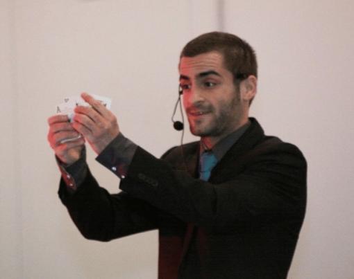 Magician Budapest