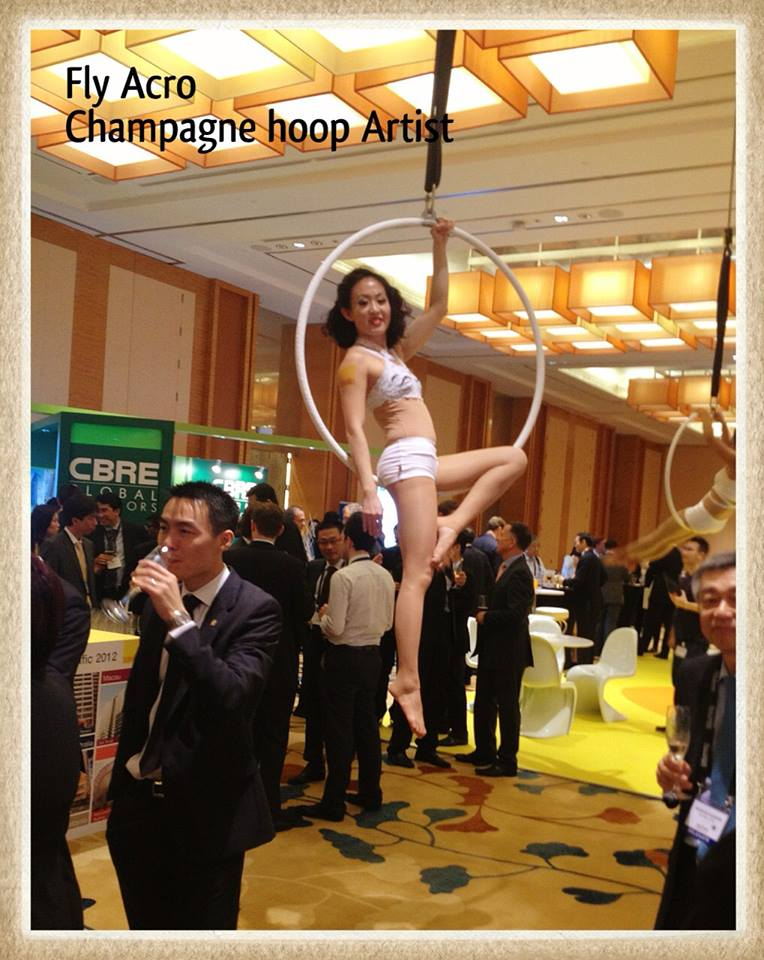 champagne aerial singapore