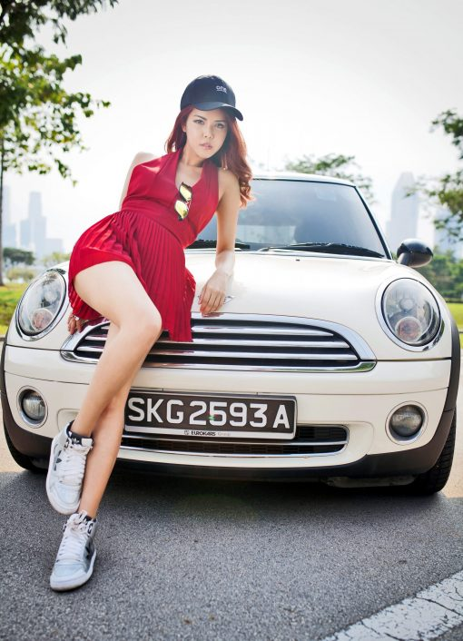 female dj singapore