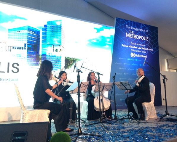 Singapore String Quartet