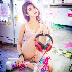 female dj singapore