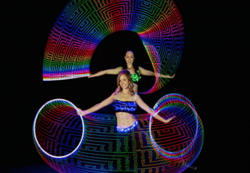 led poi for hire