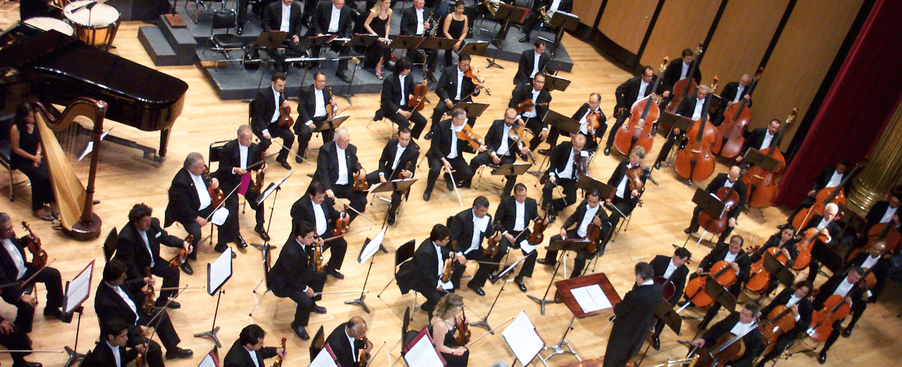 orchestra for hire