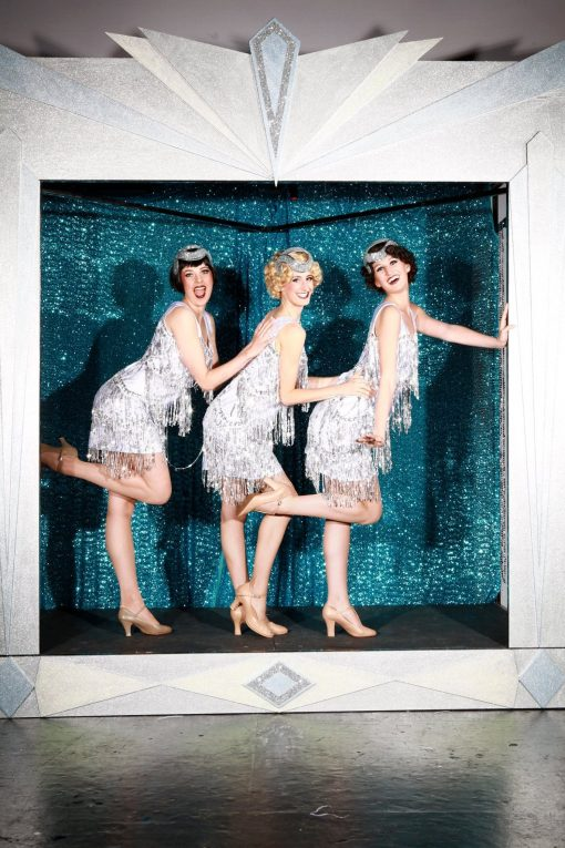 1920s showgirl entertainment