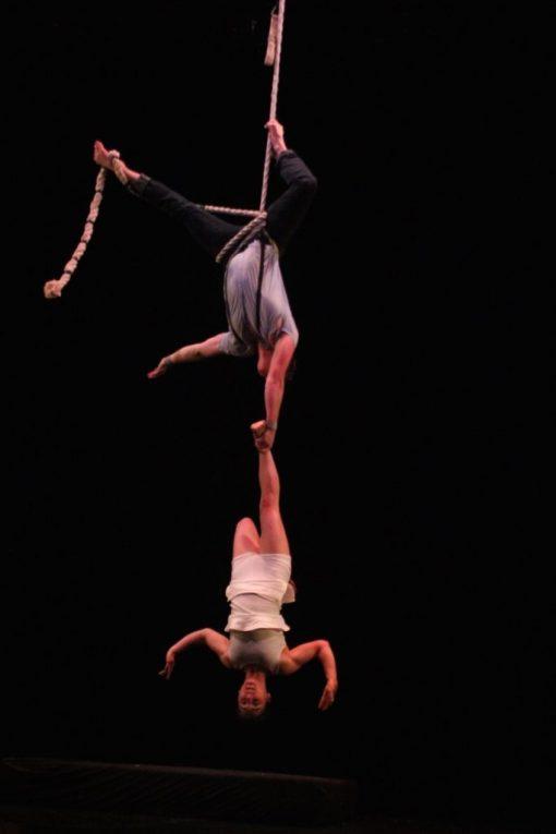 Aerial Rope Duo