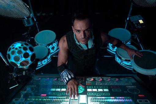 LED DJ DRUMS
