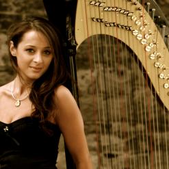 UK Harpist