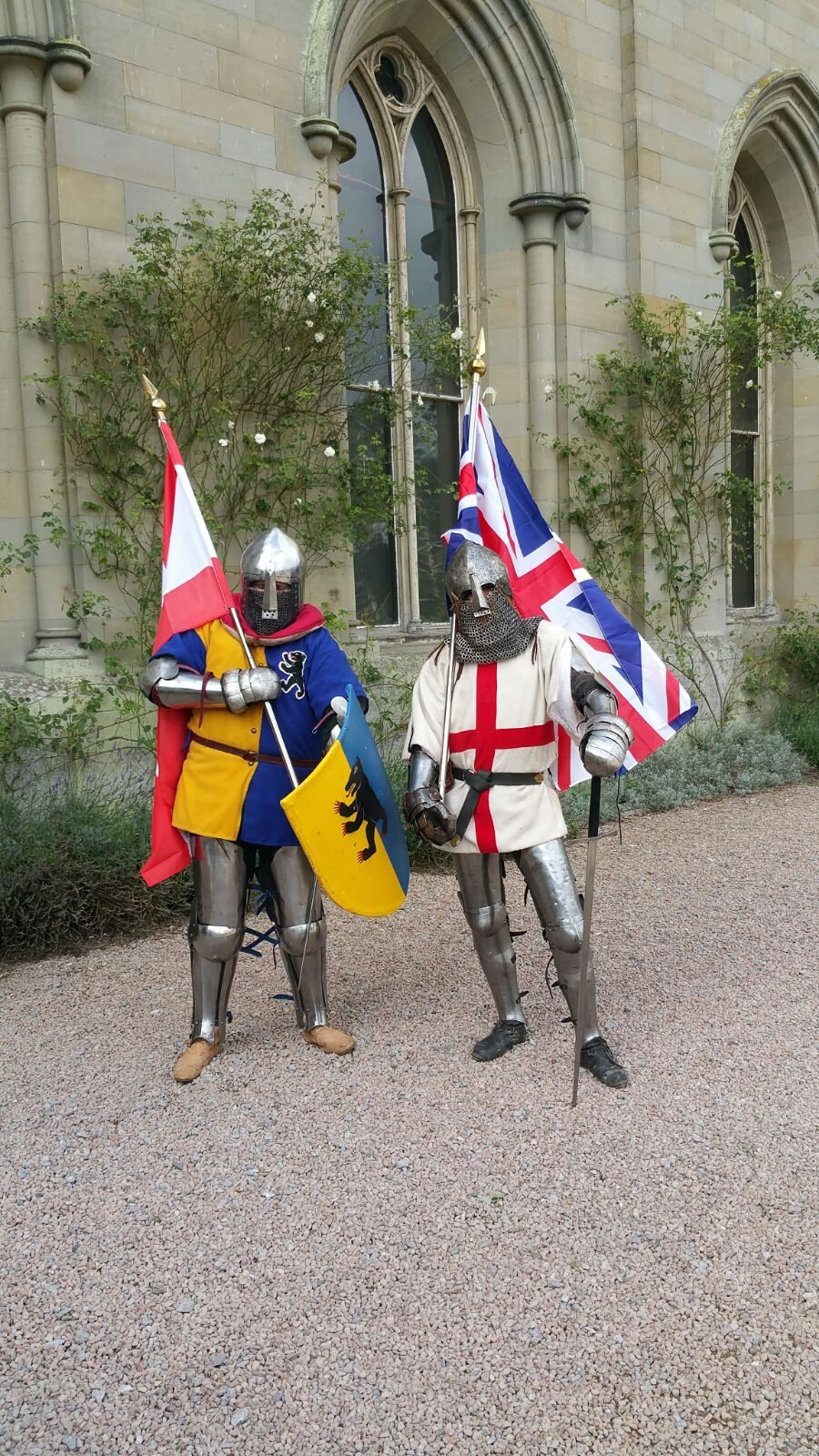 medieval battle for weddings