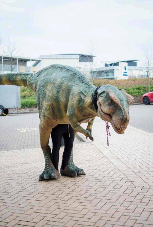 Walkabout Dinosaur