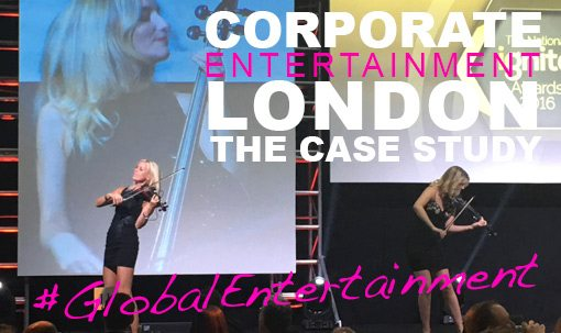 CORPORATE ENTERTAINMENT LONDON