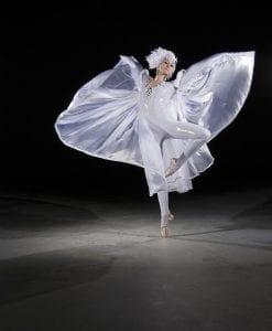 crystal ballerinas