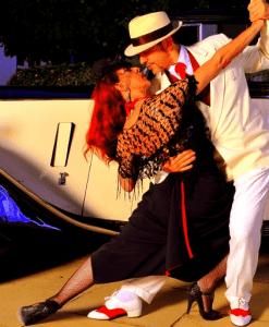 Tango Dancers