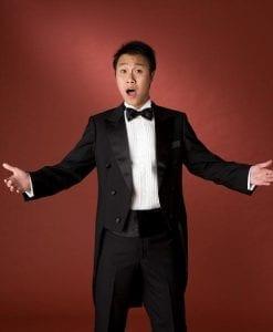 Opera Singer Singapore