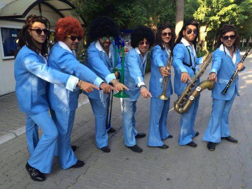 Roaming Band Italy