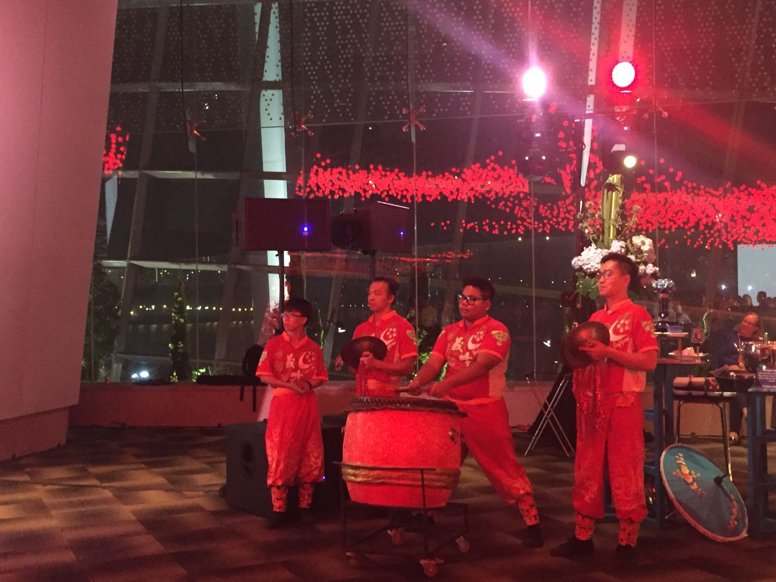 entertainment in Singapore