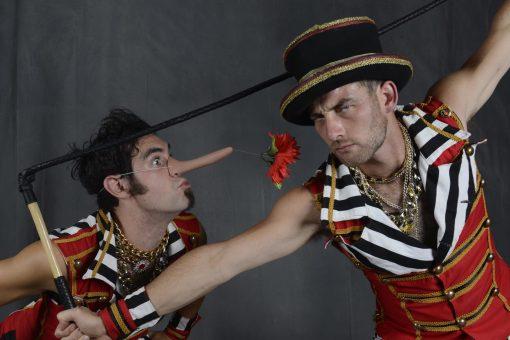 Comedy Duo