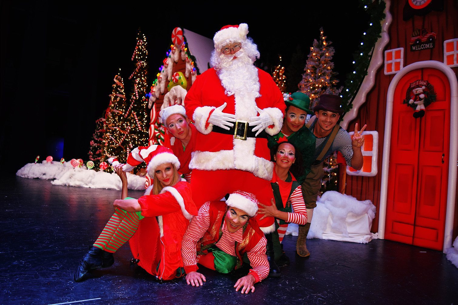 Christmas Stage Entertainment