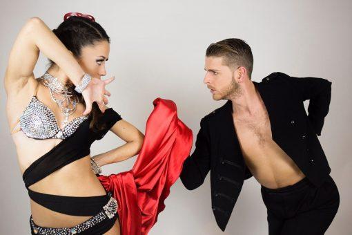 Ballroom Dancers Spain