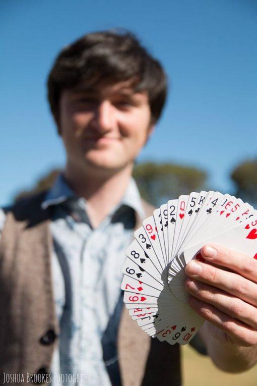 sydney magician