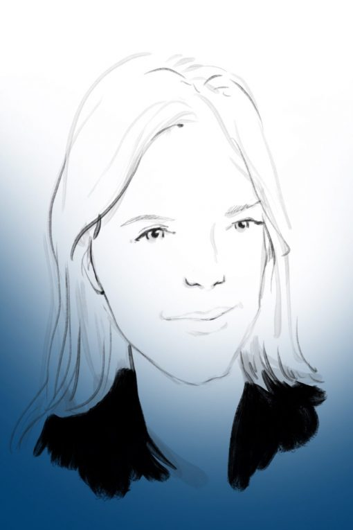 digital portrait artists
