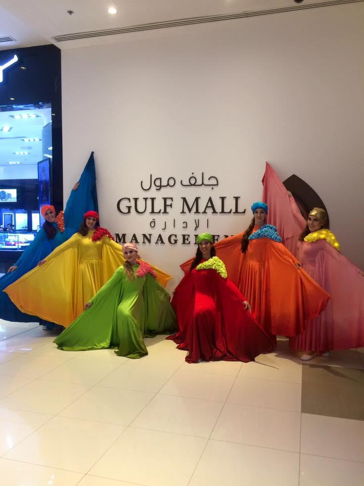 Winter Festival in Qatar