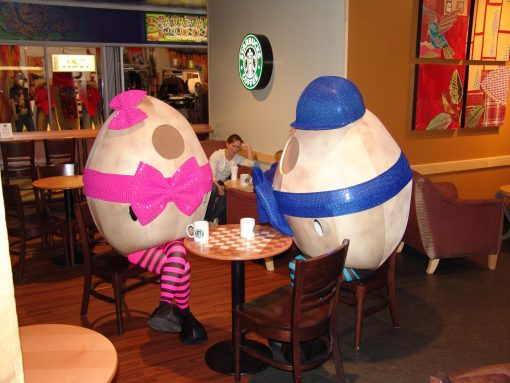walkabout eggs