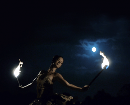 Fire Ballet Dance