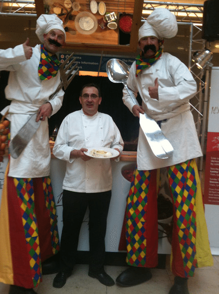 Food Stilts